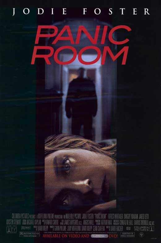 panic room movie posters from movie poster shop