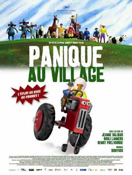 Panique au village - 11 x 17 Movie Poster - French Style A