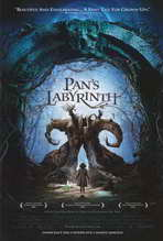 Pan's Labyrinth - 27 x 40 Movie Poster - Style D
