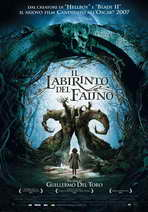 Pan's Labyrinth - 27 x 40 Movie Poster - Italian Style A