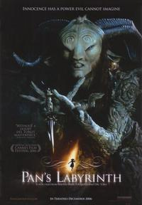 Pan's Labyrinth - 43 x 62 Movie Poster - Bus Shelter Style A