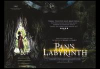 Pan's Labyrinth - 43 x 62 Movie Poster - Bus Shelter Style C