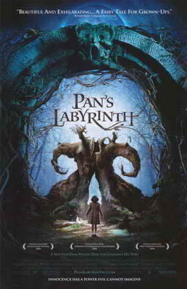 Pan's Labyrinth - 11 x 17 Movie Poster - Style D