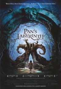 Pan's Labyrinth - 43 x 62 Movie Poster - Bus Shelter Style D