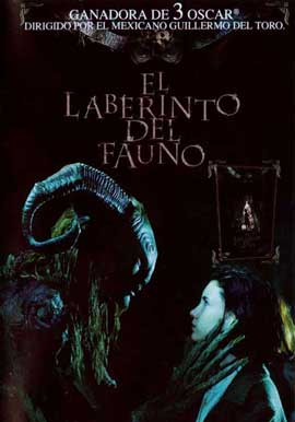 Pan's Labyrinth - 11 x 17 Movie Poster - Spanish Style A