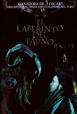 Pan's Labyrinth - 27 x 40 Movie Poster - Spanish Style A
