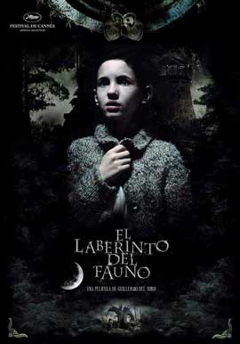 Pan's Labyrinth - 11 x 17 Movie Poster - Spanish Style B