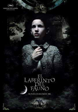 Pan's Labyrinth - 27 x 40 Movie Poster - Spanish Style B