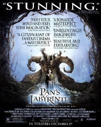 Pan's Labyrinth - 43 x 62 Movie Poster - Bus Shelter Style E