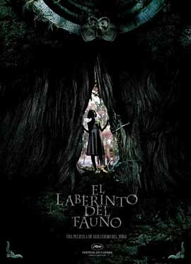 Pan's Labyrinth - 11 x 17 Movie Poster - Spanish Style C