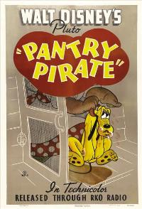 Pantry Pirate - 11 x 17 Movie Poster - Style A