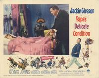 Papa's Delicate Condition - 11 x 14 Movie Poster - Style F