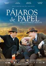 Paper Birds - 43 x 62 Movie Poster - Spanish Style A