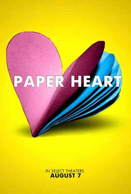Paper Heart - 27 x 40 Movie Poster - Style B
