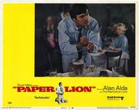 Paper Lion - 11 x 14 Movie Poster - Style F