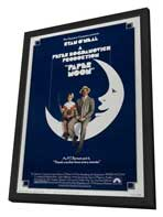 Paper Moon - 27 x 40 Movie Poster - Style B - in Deluxe Wood Frame