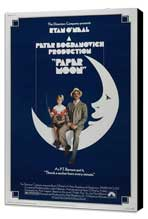 Paper Moon - 11 x 17 Movie Poster - Style B - Museum Wrapped Canvas