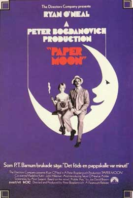 Paper Moon - 27 x 40 Movie Poster - Style A
