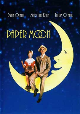 Paper Moon - 11 x 17 Movie Poster - Style C