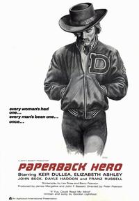 Paperback Hero - 43 x 62 Movie Poster - Bus Shelter Style A