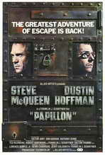 Papillon - 27 x 40 Movie Poster