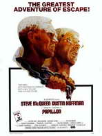 Papillon - 27 x 40 Movie Poster - Style C