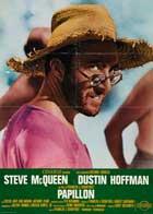 Papillon - 11 x 17 Movie Poster - Italian Style B