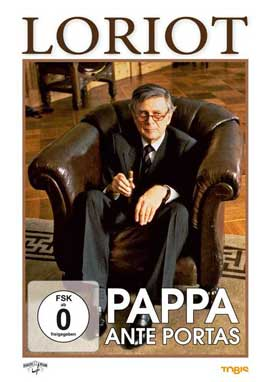 Pappa ante Portas - 11 x 17 Movie Poster - German Style A