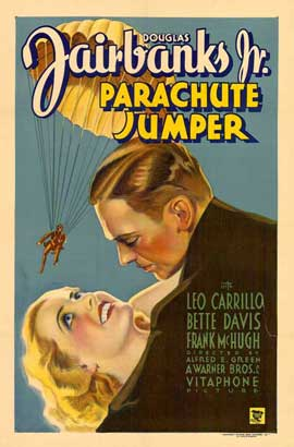 Parachute Jumper - 11 x 17 Movie Poster - Style A
