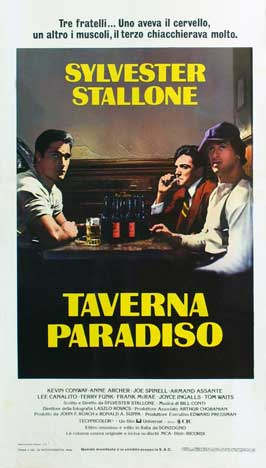 Paradise Alley - 13 x 28 Movie Poster - Italian Style A