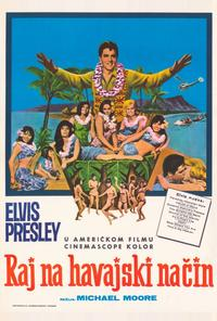 Paradise, Hawaiian Style - 27 x 40 Movie Poster - Foreign - Style A