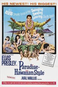Paradise, Hawaiian Style - 11 x 17 Movie Poster - Style A
