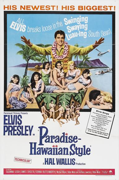 Paradise, Hawaiian Style movie