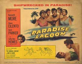 Paradise Lagoon - 11 x 14 Movie Poster - Style A