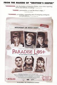 Paradise Lost: The Child Murders at Robin Hood Hills - 43 x 62 Movie Poster - Bus Shelter Style A