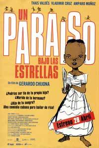 Paradise Under the Stars - 11 x 17 Movie Poster - Spanish Style A