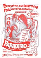 Paradisio - 11 x 17 Movie Poster - Style A