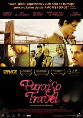 Paraiso Travel - 11 x 17 Movie Poster - Spanish Style A
