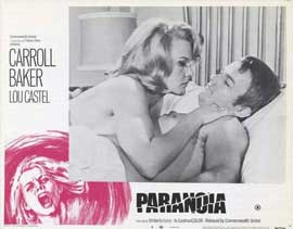 Paranoia - 11 x 14 Movie Poster - Style A