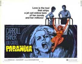 Paranoia - 11 x 14 Movie Poster - Style B