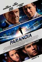 Paranoia - DS 1 Sheet Movie Poster - Style A