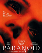 Paranoid - 11 x 17 Movie Poster - French Style A
