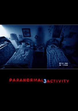 Paranormal Activity 3 - 11 x 17 Movie Poster - UK Style A