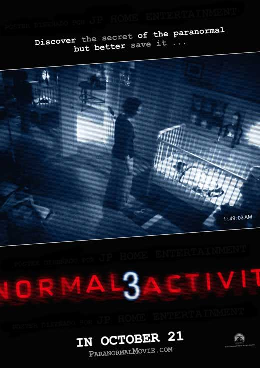 regarder paranormal activity 4