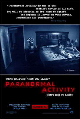 Paranormal Activity - 11 x 17 Movie Poster - Style A