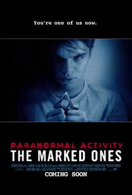 Paranormal Activity: The Marked Ones - 11 x 17 Movie Poster - Style B