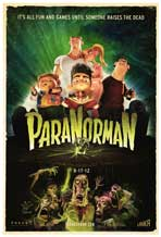 ParaNorman - DS 1 Sheet Movie Poster - Style B