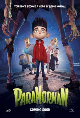 ParaNorman - 27 x 40 Movie Poster - Style A