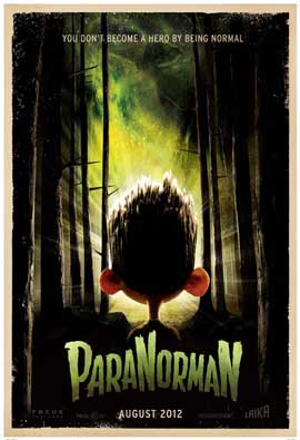 ParaNorman - 11 x 17 Movie Poster - Style B