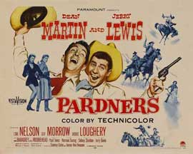 Pardners - 22 x 28 Movie Poster - Half Sheet Style A